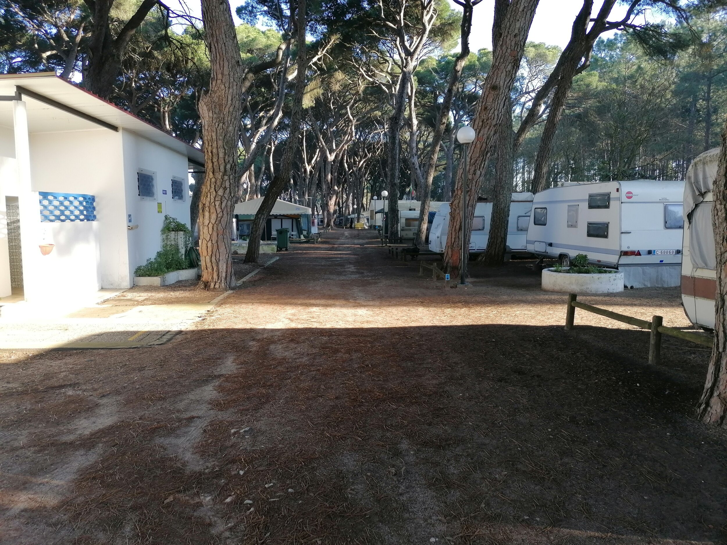 Camping Site Image